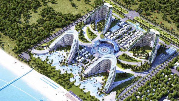 Dự án The Arena - Mô hình condotel không cam kết của Vịnh Nha Trang